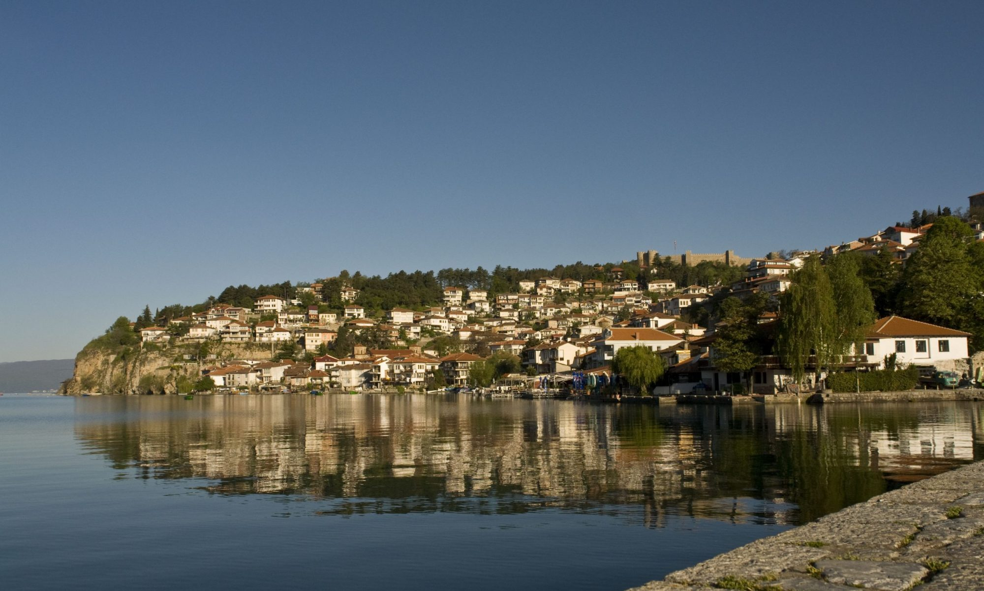 City of Ohrid